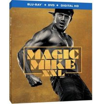 Magic Mike XXL (Blu-ray/DVD) (2015)