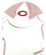 Cincinnati Reds Vintage MLB Infant Caps With Ties (New) / Drew Pearson M... - $5.99