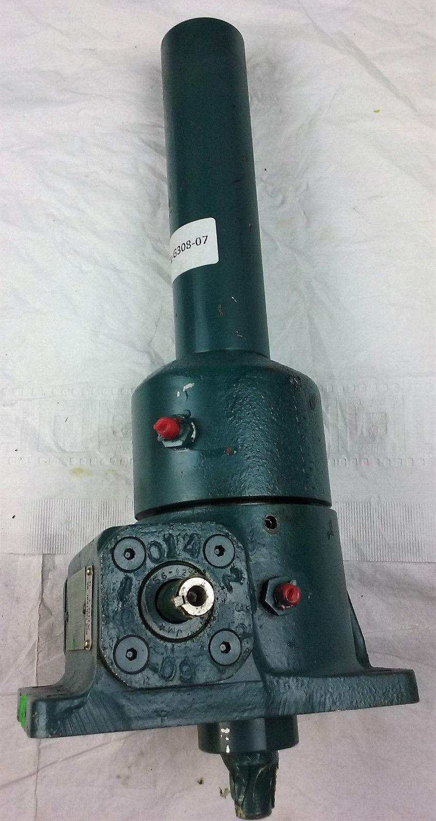 Screw Jack Limitorque Corporation Powr Jac 21/2BSJ-I image 6