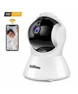 Wireless IP Camera Sricam 1080P HD WiFi Night Vision,Two Way Audio Camer... - $29.03