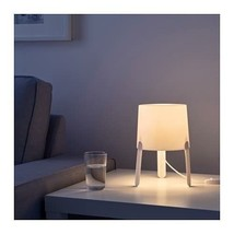 IKEA TVÄRS Table Lamp White - $14.84