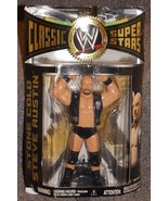 2007 WWE Classic Superstars Stone Cold Steve Austin Figure New In The Pa... - $31.99