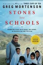 Stones into Schools: Promoting Peace with Books, Not Bombs, in Afghanist... - $6.86