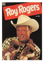 1992 Arrowpatch Roy Rogers Comics Trading Card #54 > Trigger > Happy Trail - $0.99