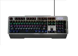 Zio DT70 Mechanical Gaming Keyboard English Korean USB Keyboard (Brown Switch) image 1