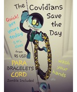 Pandemic Survival Bracelets Artisan crafted - $8.95