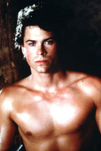 Rob Lowe Hunky Barechested Beefcake Pin Up 18x24 Poster - $23.99