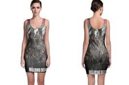 Bodycon Dress Walking Dead All Out War - $22.99+