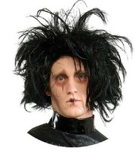 Rubies Edward Scissorhands Movie Wig Adult Halloween Costume Accessory 51494 - £12.27 GBP