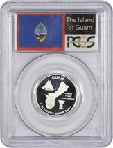 2009-S Guam 25c PCGS PR 70 DCAM (Silver) Statehood Quarter - $72.75