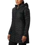 Columbia Women's Powder Lite Water-Resistant Midweight Jacket, Black, XS - $85.68