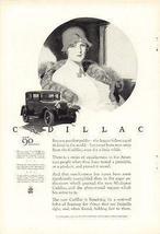 Flapper 1926 Cadillac Magazine AD McClelland Barclay Artwork - $14.99
