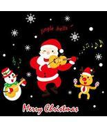Blancho Bedding Christmas Decoration Home/Shop/Window Sticker Wall Stick... - $22.13