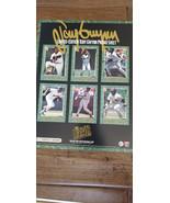 1992 FLEER ULTRA PROMO SHEET TONY GWYNN SAN DIEGO PADRES HALL OF FAME HO... - $7.99