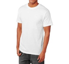 Life By Jockey Men's Crew Neck T-Shirt 100% Pure Cotton - 3 Pack (XX-Large, - $29.69