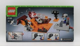 Lego Minecraft 21126 The Wither New & Sealed Old Stock RETIRED - $177.21