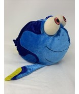 "DISNEY STORE DORY PLUSH FINDING NEMO FISH BEAN STUFFED ANIMAL BLUE 12"" P... - $8.99"