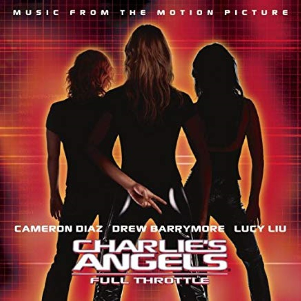 Charlie's Angels: Full Throttle Cd