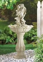 34189 SHIPS FREE Cascading Fountains Enchanted Maiden Water Fountain - $143.60