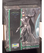 1995 Revell Batman Forever Batman Figure Model Kit 1:6 Scale New In The Box - $44.99