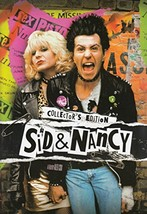 Sid & Nancy Collector's Edition (1986) DVD