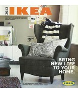 IKEA 2013 home furnishings store catalog magazine - $8.00