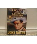 NIP-GREAT AMERICAN WESTERN 2 DVDs 11 JOHN WAYNE MOVIES - $8.00
