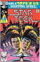 Classic Star Trek Comic Book #7 Marvel Comics 1980 FINE - $3.99