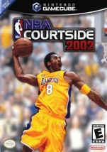 NBA Courtside 2002 Gamecube Great Condition Complete Fast Shipping - $69.93