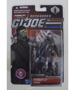 GI Joe Renegades Firefly Cobra Saboteur action figure - New - $12.00