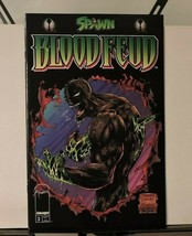 Spawn Bloodfeud #3 August 1995 - $3.75