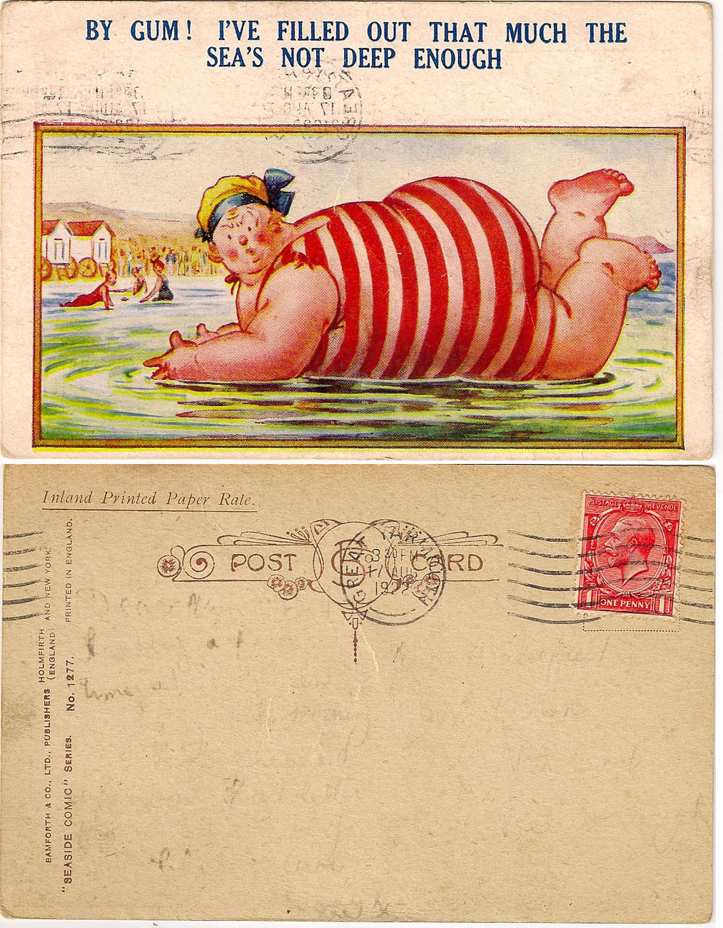 Bamforthpostcard