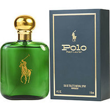 Polo By Ralph Lauren Edt Spray 4 Oz - $86.00