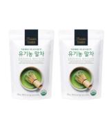 Teazen Organic Matcha Powder 100g x 2 Premium organic Tea Korea Food  - $83.66