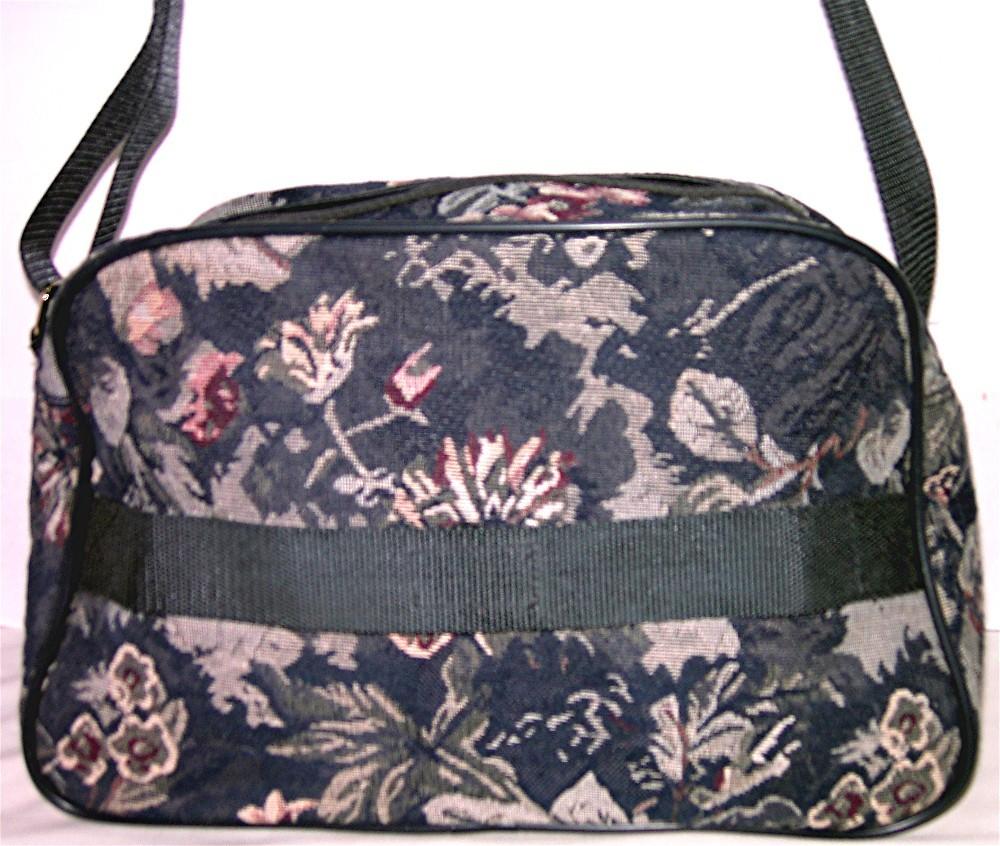 Ladies Canvas Gym/Overnight Bag