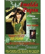 Imelda Papin A Holiday Special Vegas Promo Card - $2.95