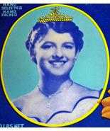 Sweet Potato Princess Crate Label, 1940's  - $4.95