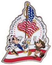 Sailor Donald  Nurse Minnie & Mickey  Authentic Disney Pin Original Card - $39.99