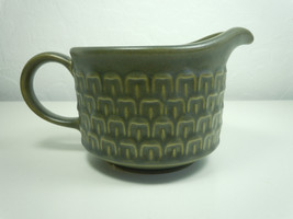 Wedgwood Cambrian Green Creamer Chip on base - $10.26