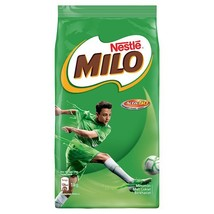Nestle MILO ACTIV-GO Softpack Malt Powder (1kg) Halal Malaysia - $15.70
