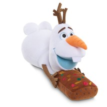 "Disney Olaf's Frozen Adventure 10"" Plush Beanbag Stuffed Toy with Fruitc... - $10.24"
