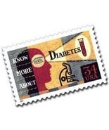 2001 34c Diabetes Awareness Scott 3503 Mint F/V... - $0.99