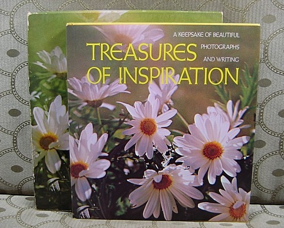Treasures of Inspiration Hallmark Crown Book with Gift Box