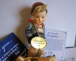 Mi Hummel Farm Boy Final Issue 2005 #935 - Nib - $59.00