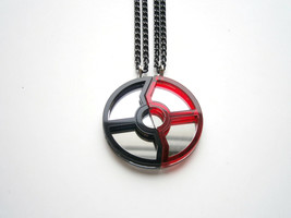 Pokeball Necklaces -  Pokemon Friendship Neckla... - $23.95