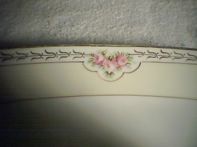 Hand Painted Celery by Nippon~~~older one~~