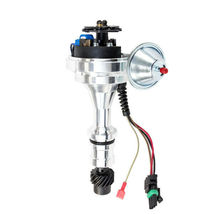 Pro Series R2R Distributor for Oldsmobile SB/BB, V8 Engine Black Cap image 5