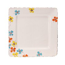 Kylin Express Creative 10 Inches Ceramic Dinner/Fruit Plate Hand-Painted... - $50.14