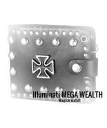 INSTANT WEALTH MULTIPLIER Illuminati MEGA WEALTH magick wallet - $189.00