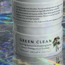 4x 12mL Farmacy Green Clean Makeup Meltaway Cleansing Balm (48mL) image 2